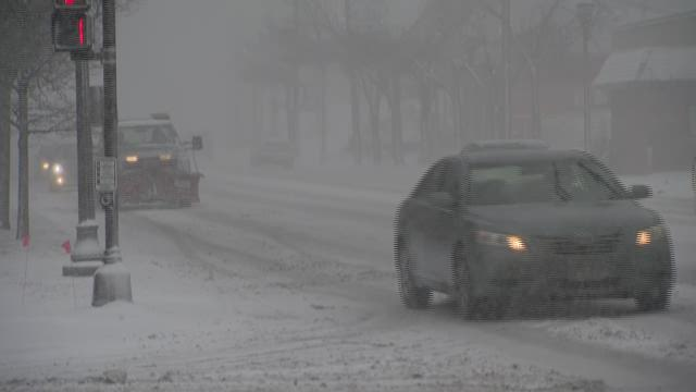 Blizzard Conditions Possible East Of Denver Sunday — Travel Alert
