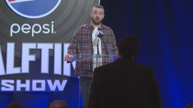 Justin Timberlake expresses loyalty to Green Bay Packers
