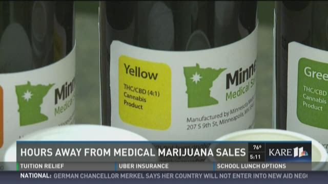 Wednesday ends long wait for medical marijuana patients