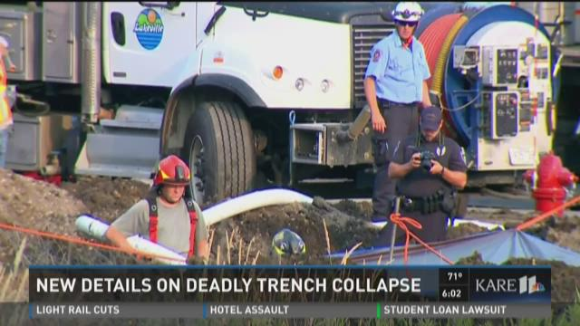 New details in deadly trench collapse
