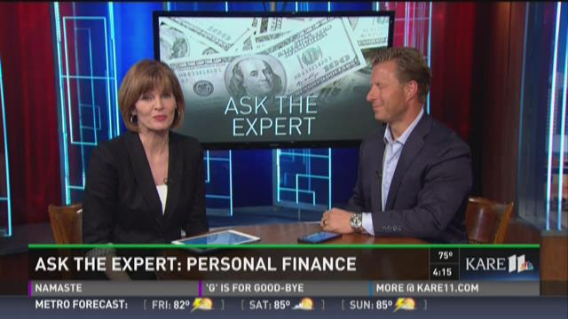 Ask the expert your personal finance questions