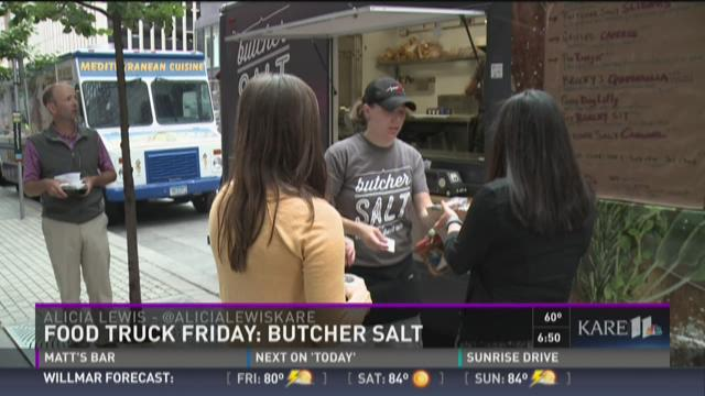 Food truck Friday: Salt Butcher