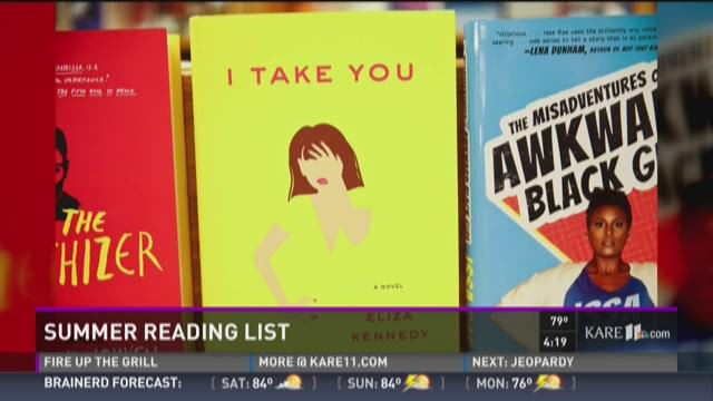 Boredom-buster books for your summer reading list