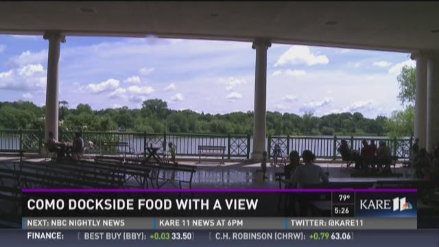 Como Dockside now open in St. Paul