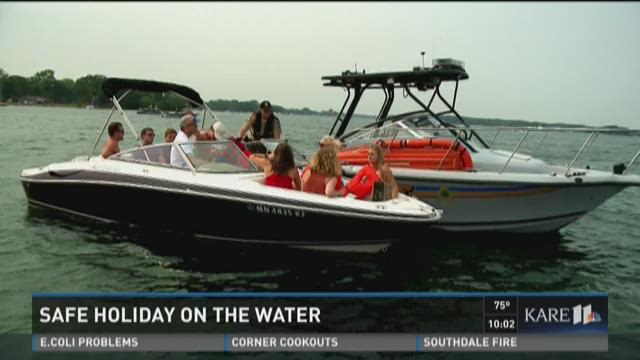 Water officers step up enforcement for July 4th holiday