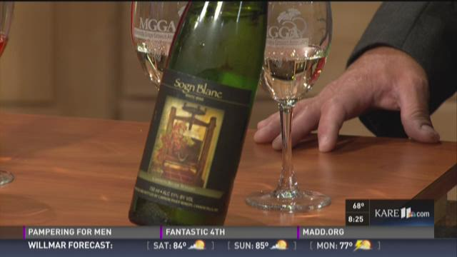 MN Summer wine festival and market