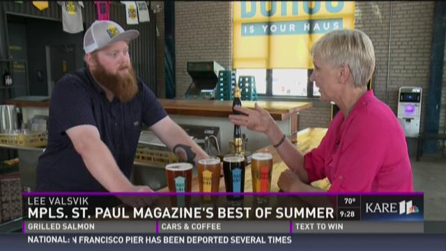 Mpls St. Paul magazine's best of summer