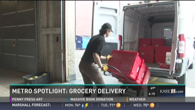 Metro spotlight: Grocery delivery on the rise