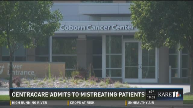 Centracare admits to mistreating patients