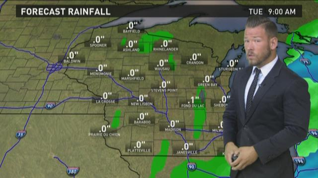 Wisconsin weather forecast 7-7-15