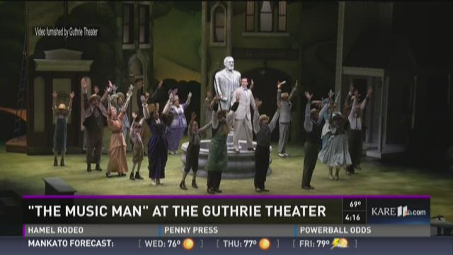'The Music Man' at the Guthrie Theater