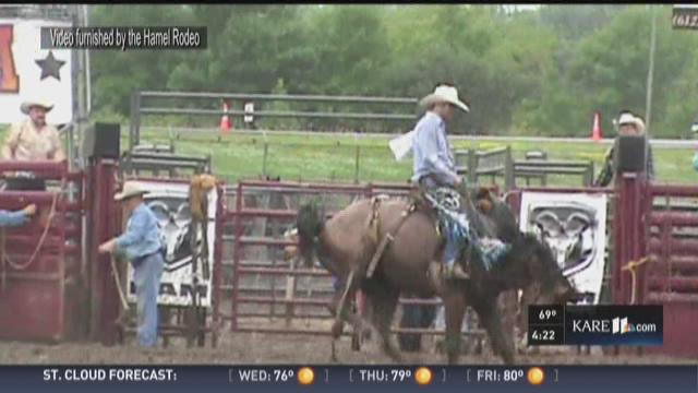 Hamel Rodeo stampedes into Corcoran