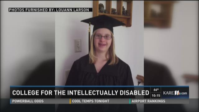 College for students living with disabilities