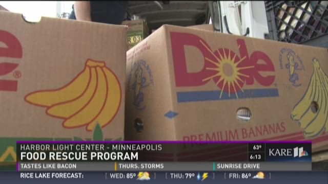 Program delivers nutrition to Salvation Army