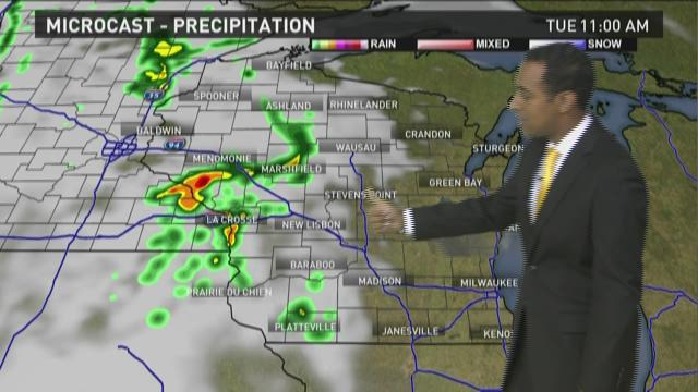 Wisconsin Weather 7-27-15