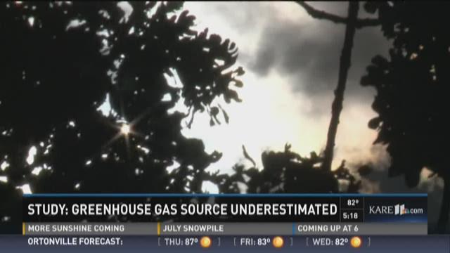 U of M greenhouse gas study