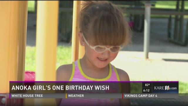Anoka Birthday Wish