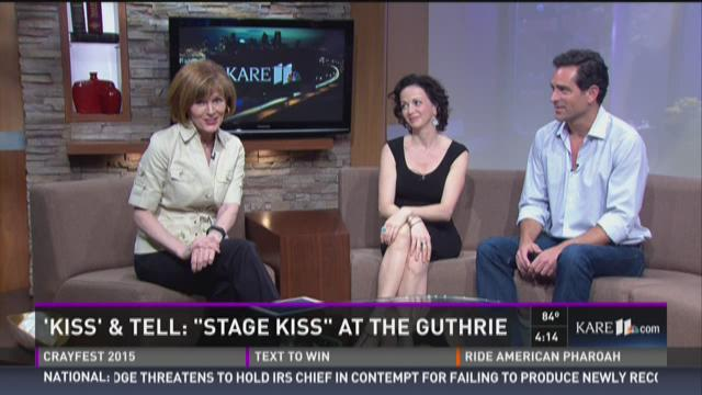 'Stage Kiss' at the Guthrie