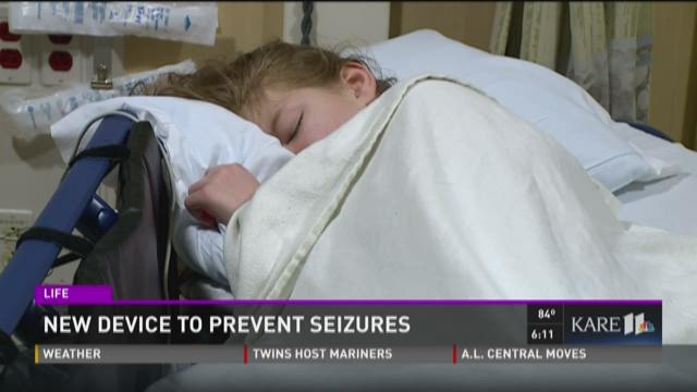 New device to prevent seizures