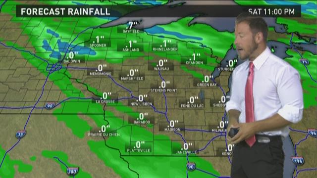 Wisconsin Weather 7-31-15