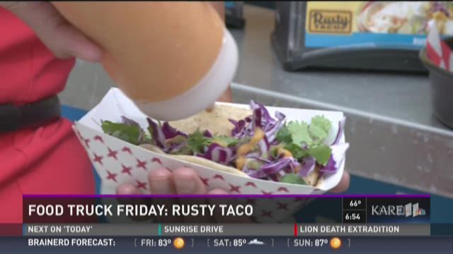 Food Truck Friday: Rusty Taco