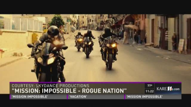"Tim Lammers reviews 'Mission Impossible,' ""Vacation'"