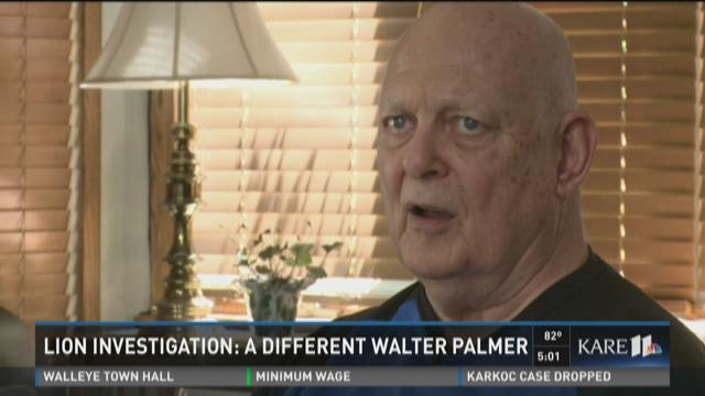 The Other Walter Palmer
