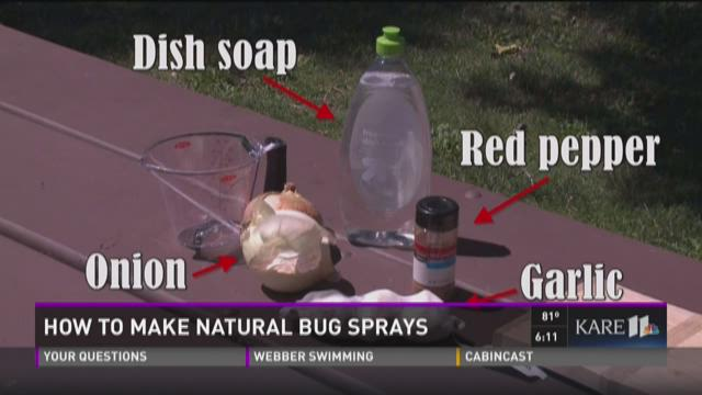 Grow with KARE: Natural Insecticides
