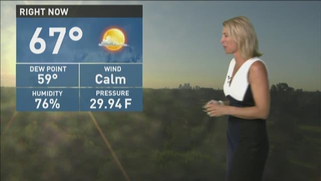 Morning forecast 8-1-15
