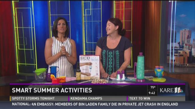 Smart summer fun activities for kid