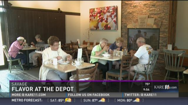 Flavor at the Depot shares recipes