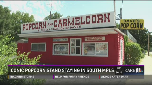 New owners for Dave's Popcorn