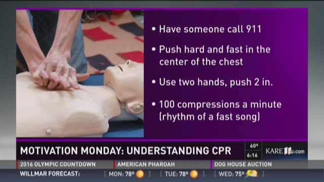 Motivation Monday: CPR 101