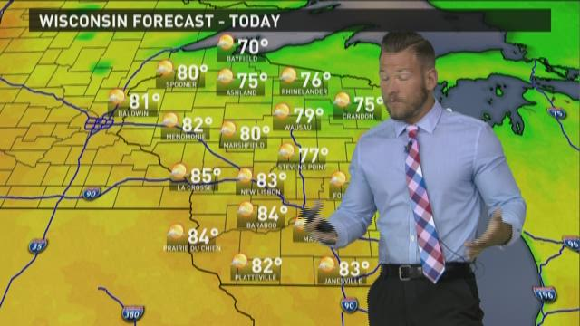 WI Weather 8-5-15
