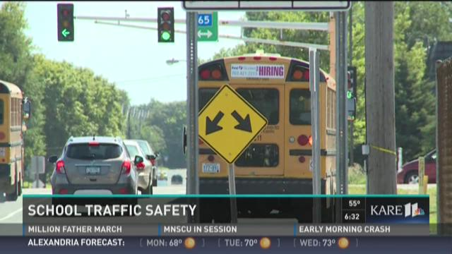 Safety tips before hitting the road to go back-to-school