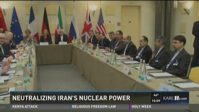 Neutralizing Iran's nuclear power