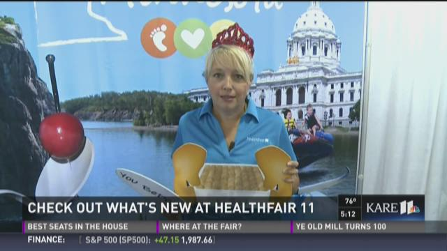 Check out what's new at Healthfair 11