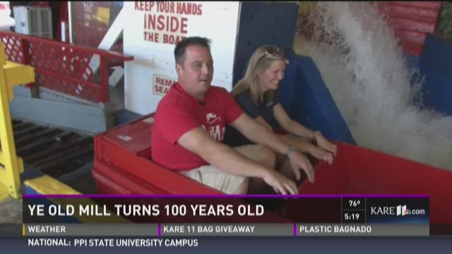 Ye Old Mill turns 100