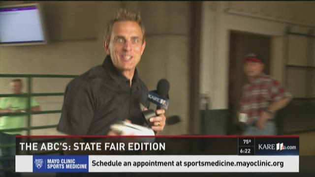 Perk shows us the 'ABC's' of the Minnesota State Fair
