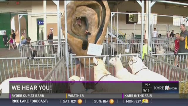 "KARE11Ear: ""What's your favorite fair memory?"