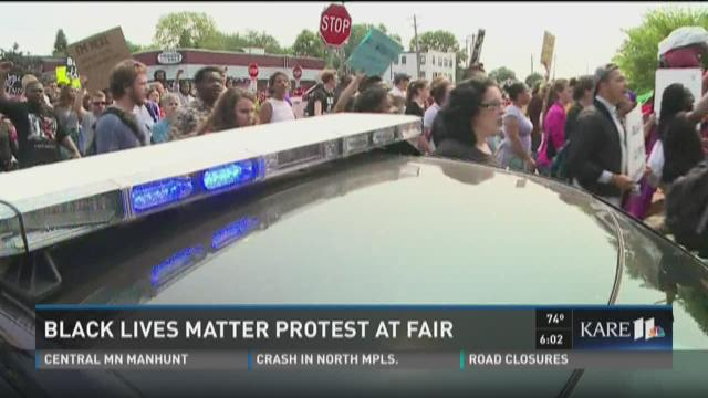 TEAM COVERAGE: Black Lives Matter Fair Protest