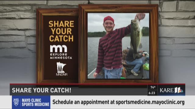 Share Your Catch winner 8-29-15