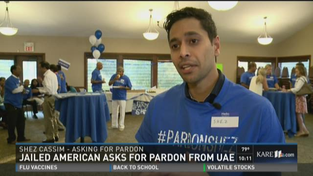 Jailed American asks for pardon from U.A.E.