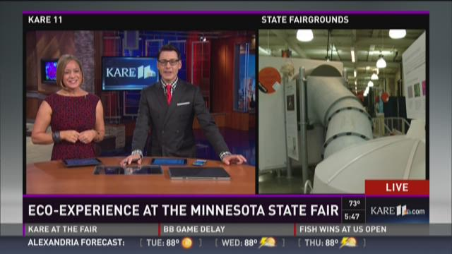 Eco-Experience at the Minnesota State Fair