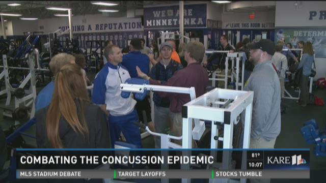 Combating the concussion epidemic