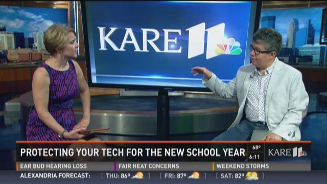 Protecting your tech for the new school year