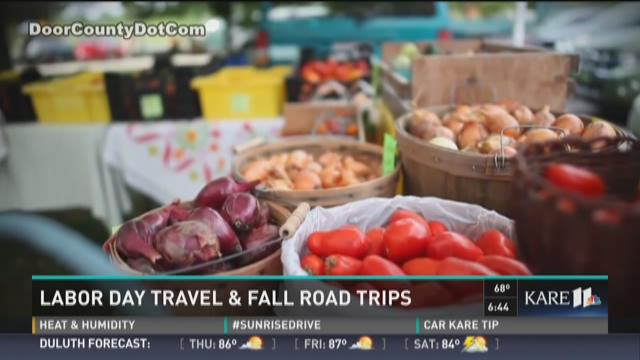 Labor Day Travel & Fall Road Trips