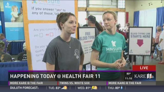 MNsure answers health insurance questions at the fair