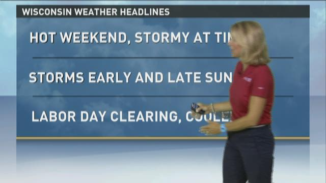 Wisconsin weather 9-5-15