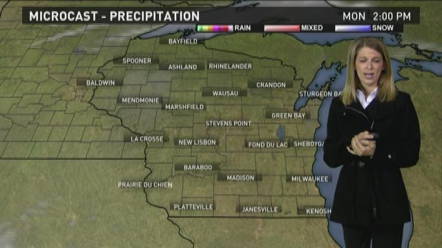 Wisconsin weather forecast for Sunday, Sept. 13, 2015